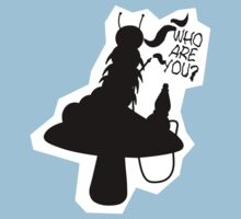 Caterpillar - Who Are You? Ver. 2 (Alice In Wonderland) by Obsessed