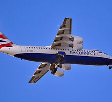 British Airways Connect Flight by mike1242