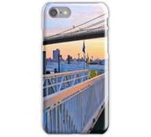 East River Ferry Slips iPhone Case/Skin