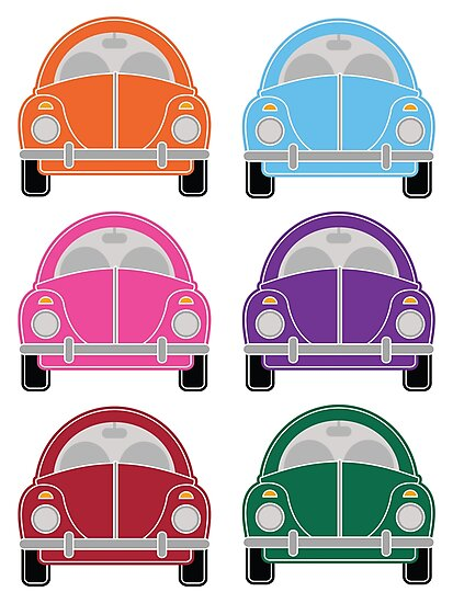 Cars by Louise Parton