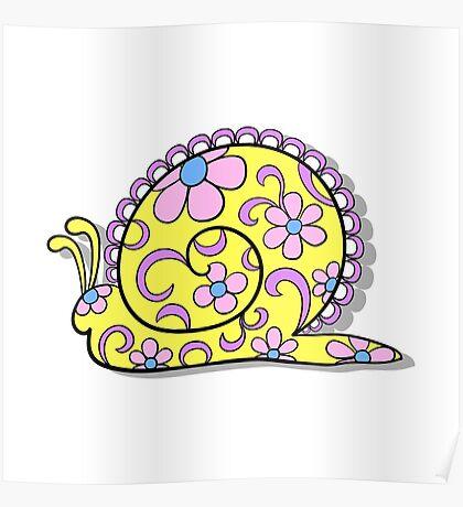 SnailsPattern Poster