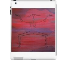 Message to the Heavens iPad Case/Skin