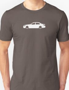 E60 German Luxury Sedan Unisex T-Shirt