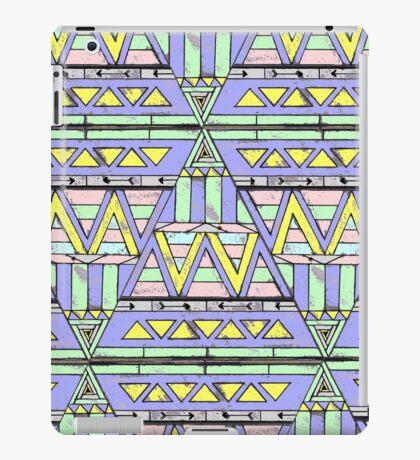 aztec triangle iPad Case/Skin