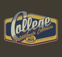 College of Ultimate Coolness by TheMaker