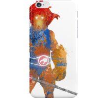 Lion-O Splatter Art iPhone Case/Skin