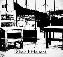 Take a litle seat - antik by TCL-Cologne