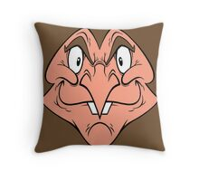 THE COUNT Throw Pillow