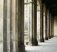 pillars by julietronica