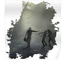 DayZ Survivor art Poster