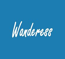 Halsey- Wanderess by rosetheunicorns