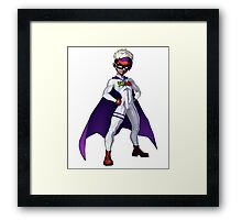LGBT Geeks Hero  Framed Print