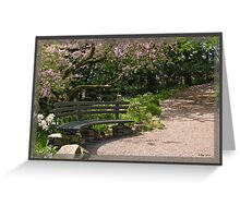 Heavy Metal in the Park Greeting Card