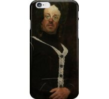 Oh how she makes me laugh.... iPhone Case/Skin
