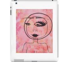 Spacehead iPad Case/Skin