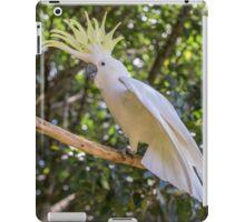 Cockatoo 1 iPad Case/Skin
