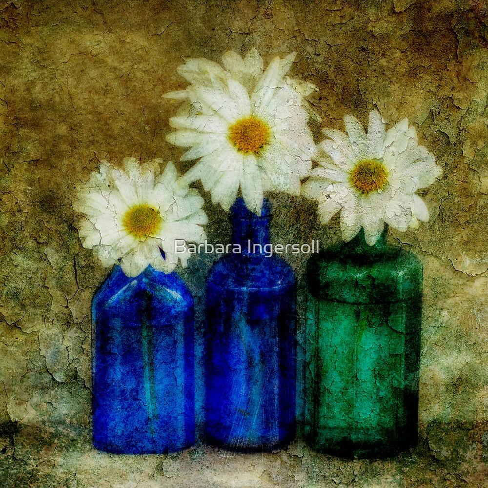 3 Bottles by Barbara Ingersoll