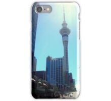 Auckland Skytower iPhone Case/Skin