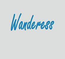Wanderess II by rosetheunicorns
