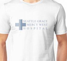 SEATTLE GRACE MERCY WEST HOSPITAL - GREY'S ANATOMY Unisex T-Shirt