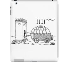 TORTOISE SMASHER iPad Case/Skin