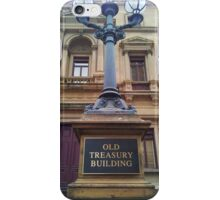 Old Treasury Building (Melbourne, Victoria, Australia) iPhone Case/Skin