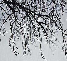 Black Tree by Aleksandra Kabakova