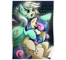 Bonbon & Lyra Poster