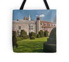 Chess Piece Garden: Hall Place, Kent. UK. Tote Bag