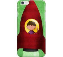 Rocket boy iPhone Case/Skin