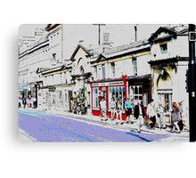 Pulteney Bridge, Bath Canvas Print