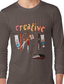 Connected Creative Long Sleeve T-Shirt