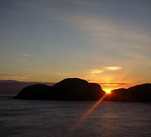 Second Sunrise (Marlborough Sounds, New Zealand) by jezkemp