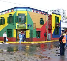 La Boca-Daily Life by DCFotos