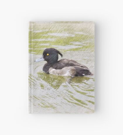 Tufted Duck Hardcover Journal