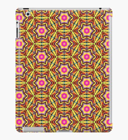 Colourful Geometric Pattern iPad Case/Skin