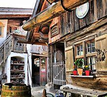 Ancestors Cottage by Daidalos