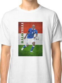 BALOTELLI-ITALIA Classic T-Shirt