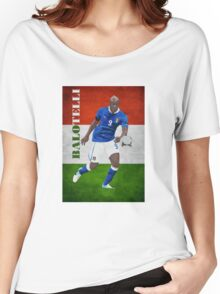 BALOTELLI-ITALIA Women's Relaxed Fit T-Shirt
