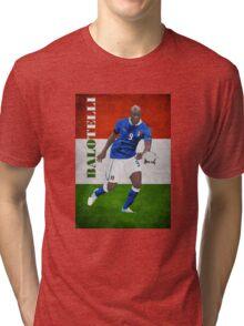 BALOTELLI-ITALIA Tri-blend T-Shirt