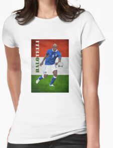 BALOTELLI-ITALIA Womens Fitted T-Shirt