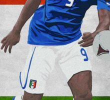 BALOTELLI-ITALIA Sticker