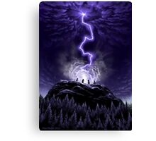 The Last of the Dunwich Horror Canvas Print