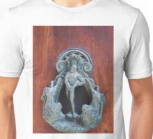 knock knock! who is there? Casanova Unisex T-Shirt