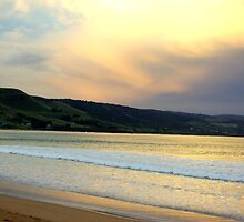 Victorian Sunset, Great Ocean Road by imaginethis