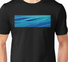 blue structures Unisex T-Shirt