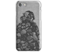 stone and mirror iPhone Case/Skin