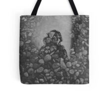 stone and mirror Tote Bag