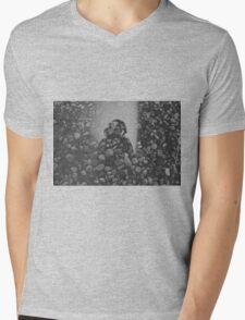 stone and mirror Mens V-Neck T-Shirt