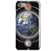 earth frequencies  iPhone Case/Skin